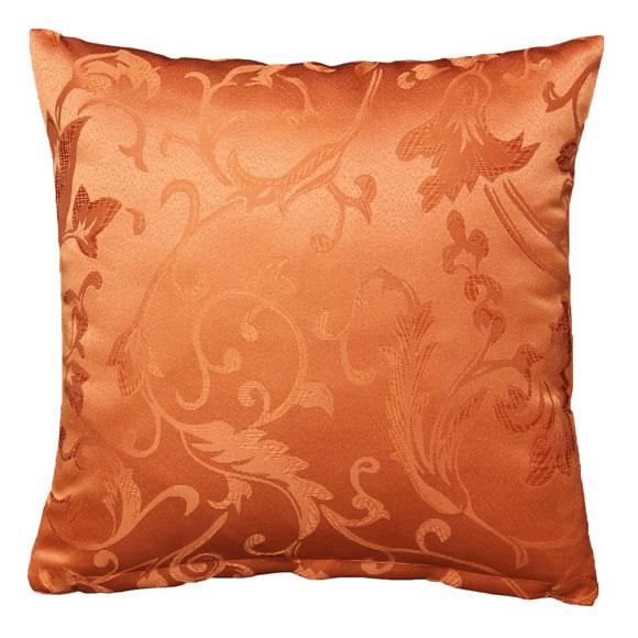 kissenh lle jacquard rankendesign kissenbezug 40x40 50x50. Black Bedroom Furniture Sets. Home Design Ideas