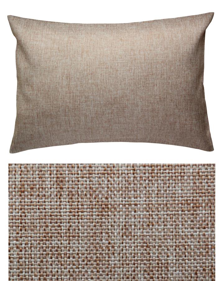 kissenh lle beige 40 x 60 cm kissenbezug sofakissen dekoskiss leinenoptik kissen. Black Bedroom Furniture Sets. Home Design Ideas